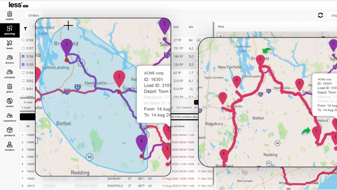 Paid vs free route planning software – which one to pick?