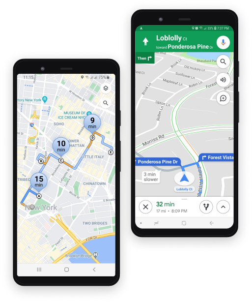 The best route planning app for individual drivers